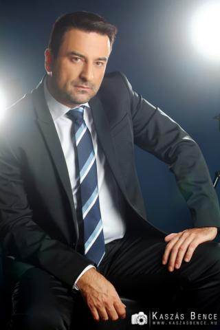 professzionális business portréfotó