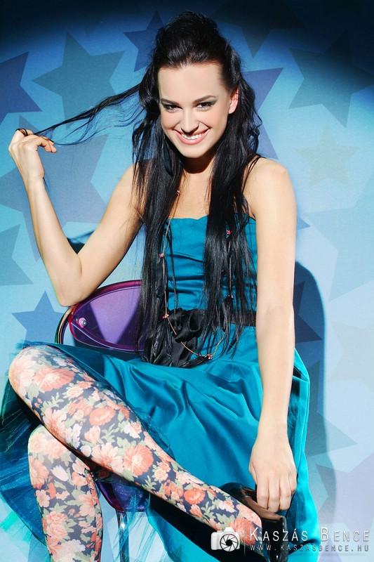 Gubik Petra énekesnő fotói