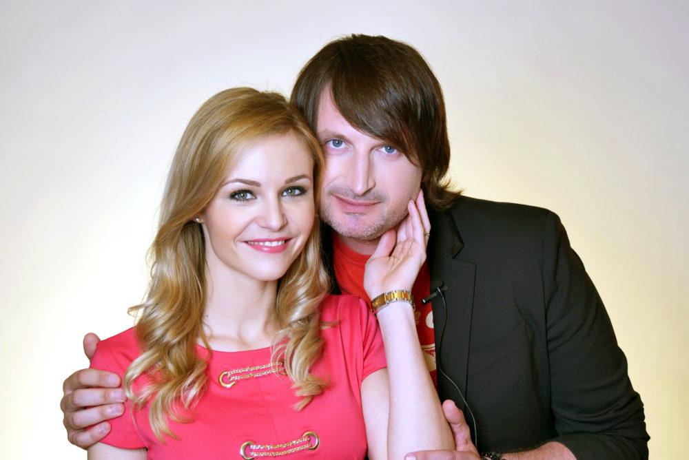 Portréfotó készítés - Edvin Marton és felesége