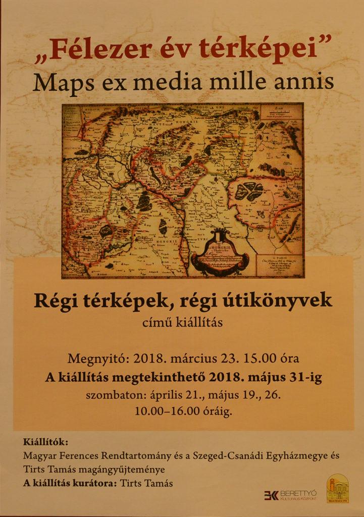 régi térképek kiállítása 360 fokos képekben