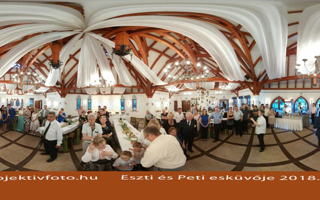 Esküvői Panorámafotók